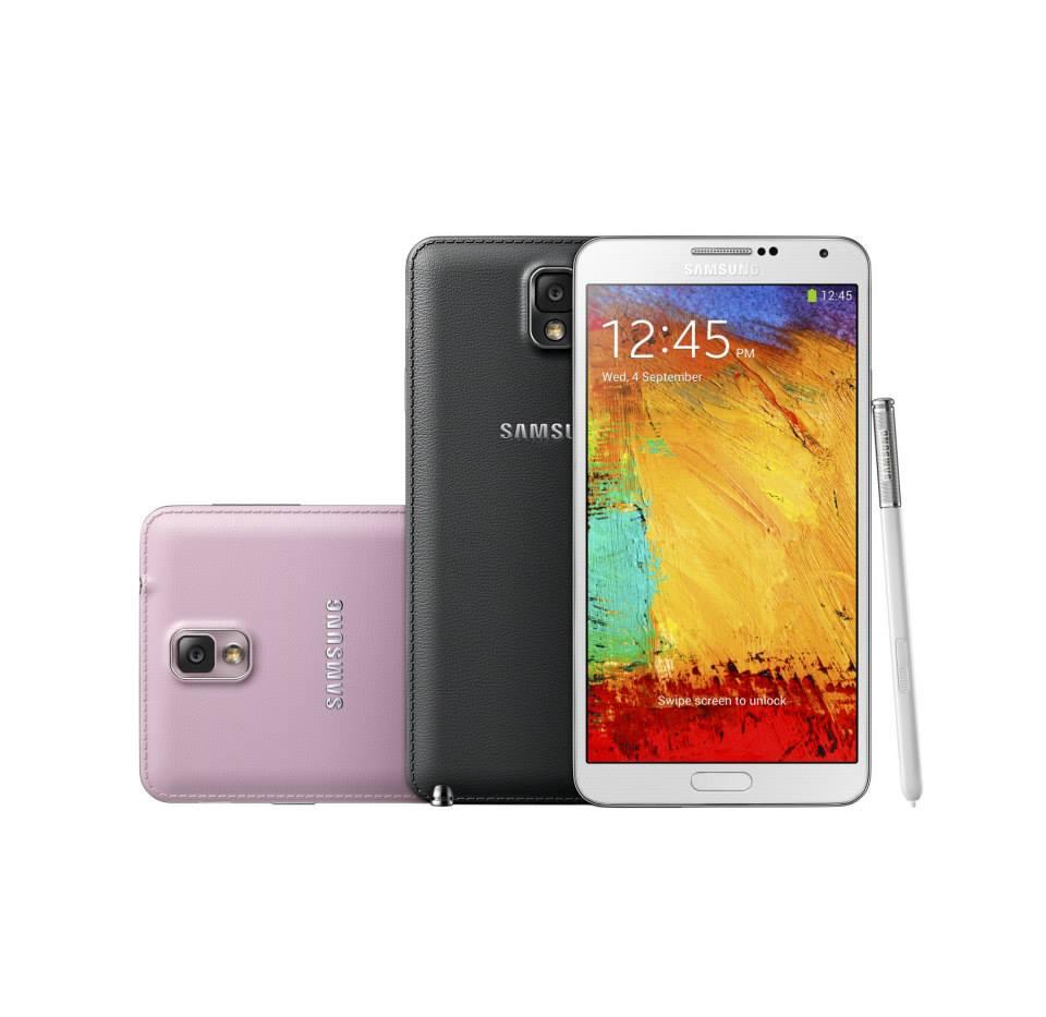 Galaxy Note 3, Samsung presenta il suo nuovo smartphone super potente