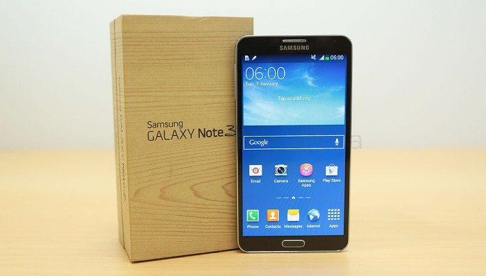 Galaxy Note 3, arriva l'aggiornamento ad Android 4.4.2 Kitkat