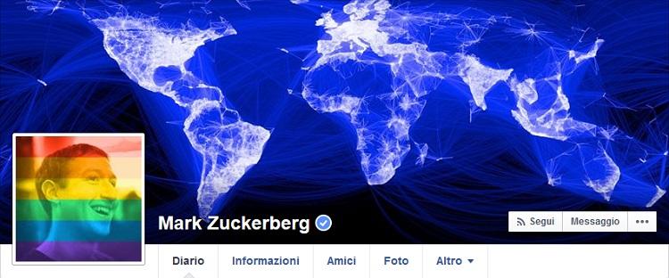 Facebook, anche il social network sostine gay e lesbiche