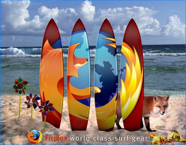 Firefox disponibile la versione 15