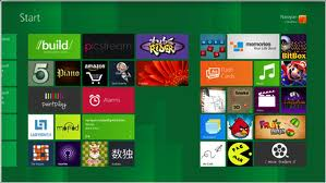 Aspetto di Windows 8