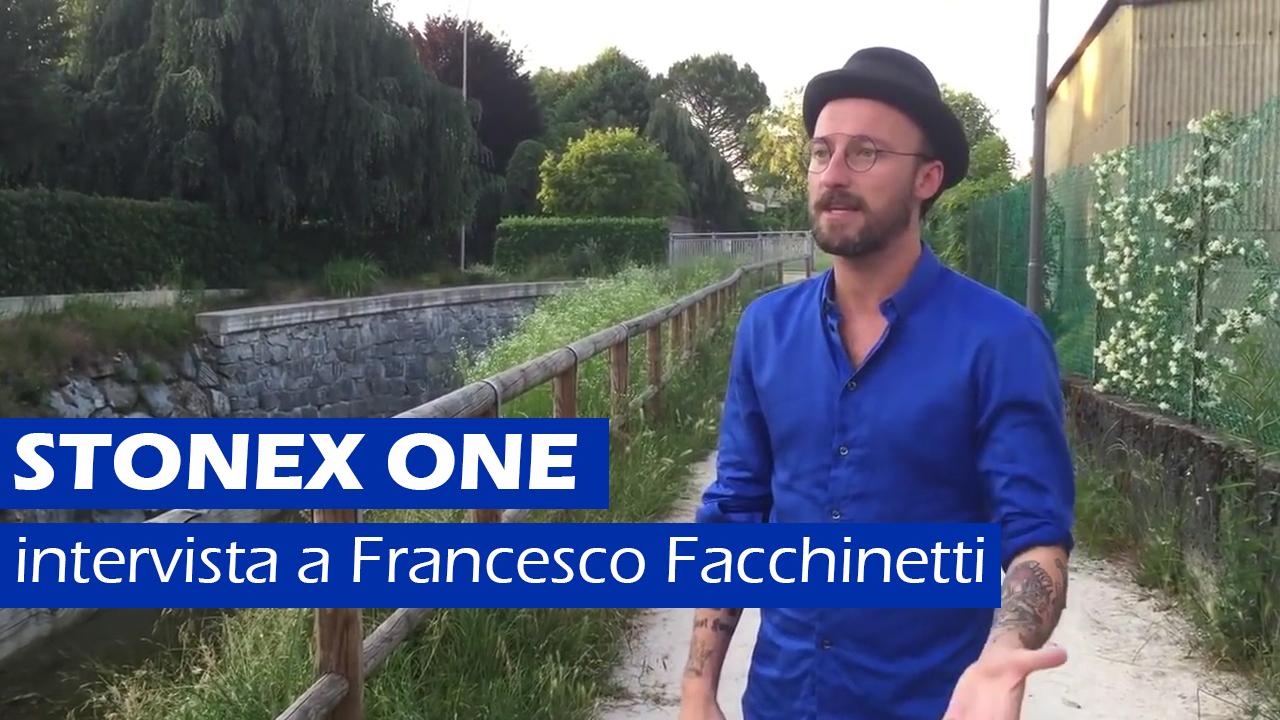 Stonex One - Intervista esclusiva a Francesco Facchinetti