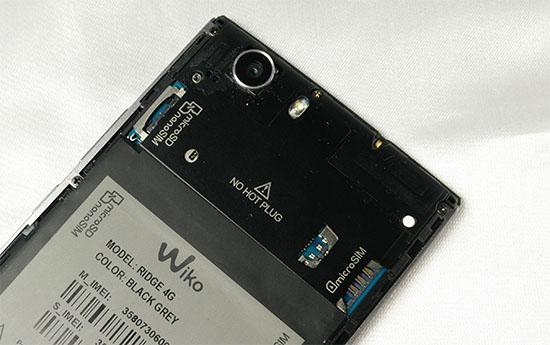 Wiko Ridge 4G [Recensione]