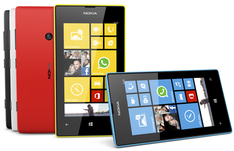Nokia Lumia 520, Unboxing e prova di registrazione video a 720p