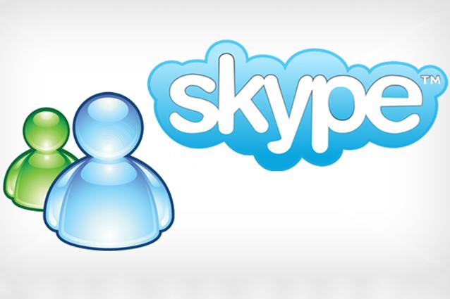 Skype sostituirà Messenger a partire dall'8 Aprile
