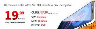 Offerta Free Mobile